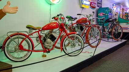 Motorized cycles